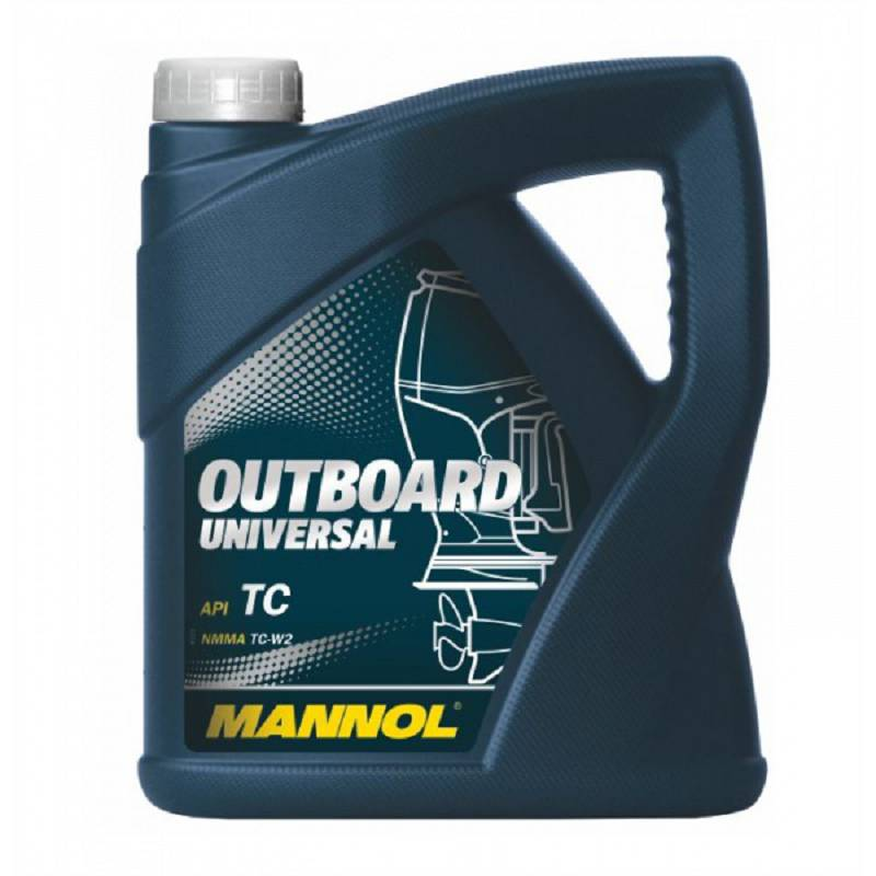 MANNOL Outboard Universal 4L