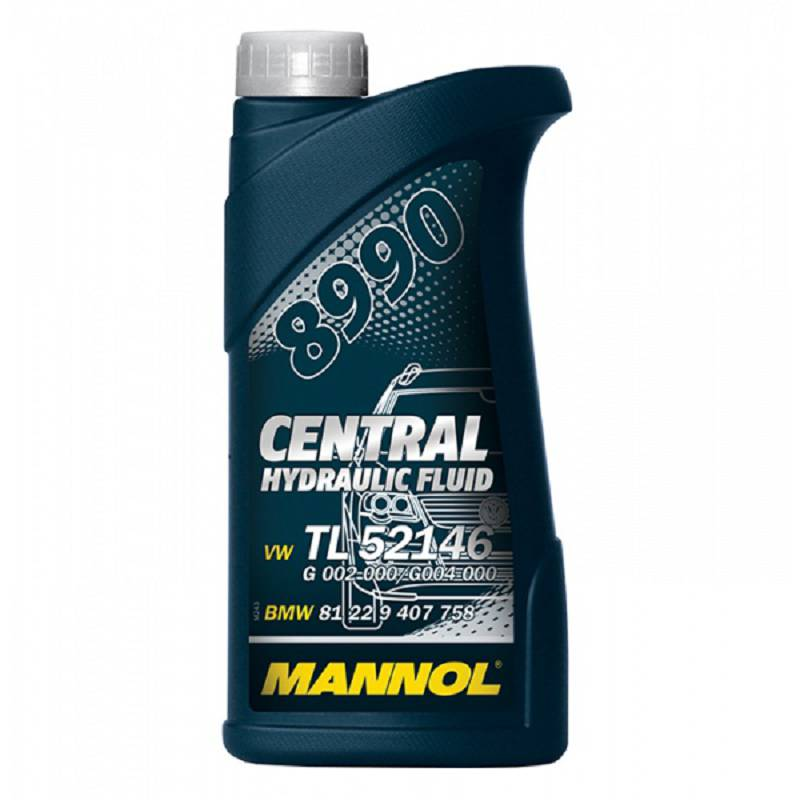 MANNOL 8990 Central Hydraulic Fluid 500ml