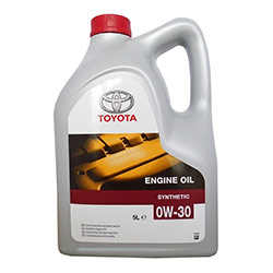 TOYOTA Engine Oil 0W30 (5л)