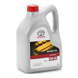 TOYOTA Engine Oil 5W40 (5 л)
