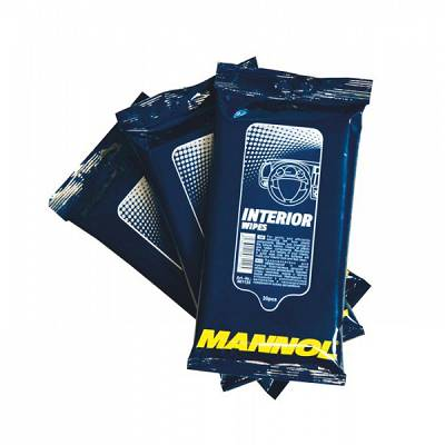 MANNOL 9946 Interior Wipes 30pcs
