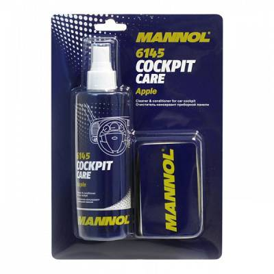 MANNOL 6149 Cockpit Care Vanilla 250ml