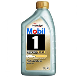 Mobil New Life 0w40 (1 л)